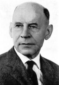 Dr. Hugo Novak, Schulleiter 1952 bis 1965