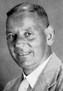 Dr. Reinhard Becker, Schulleiter 1937 bis 1945
