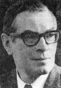 Karl-Heinz Schmidt, Oberstudienrat