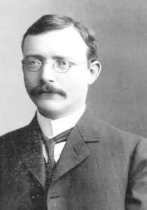 Professor Walter Hehr, Schulleiter 1914 bis 1937
