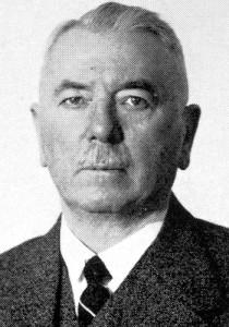 Rektor Albert Bauer, Schulleiter 1901 bis 1914
