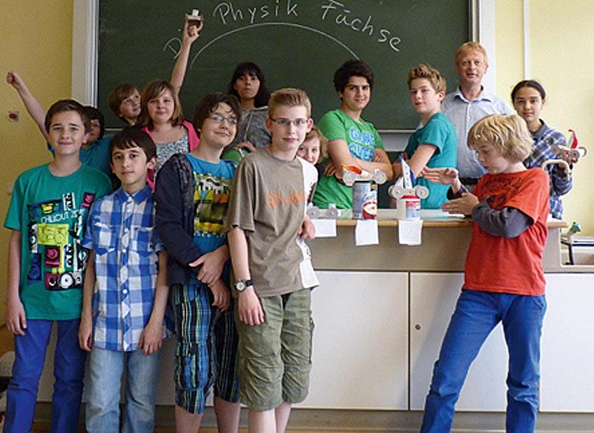 Physik AG am FJM